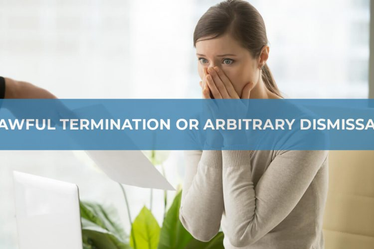 Have you ever faced an unfair dismissal from your employer? In this article we will try to highlight one of the most important matters that are facing the parties of any employment contract whether employees or employers. The UAE legislator has stipulates some rules to regulate and arrange the matter of termination of employment contract […]